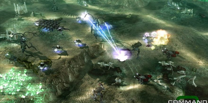 Command & Conquer 3: Tiberium Wars: Command & Conquer 3: Kane oder ...