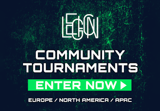 1 1Tournament Anmeldung für das nächste LEGION Community Turnier Januar#1 offen!