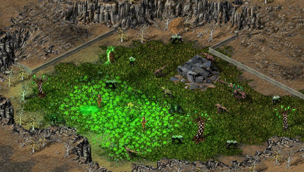 GGoag2H OpenRA (TS) Shattered Paradise Playtest 20200919